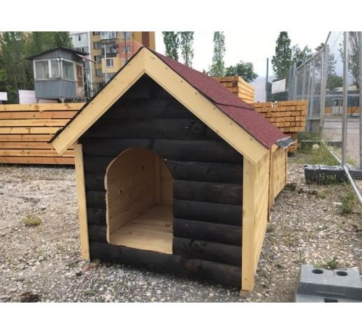 Кучешка колиба - голяма