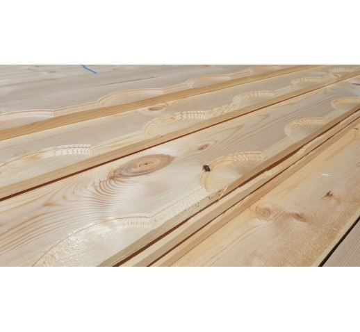 Front boards 19 cm, 4 m
